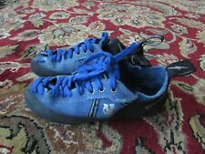 Evolv rock climbing shoes lace up Trax usa size 6.5