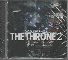 Kanye West & Jay-Z The Throne 2  CD