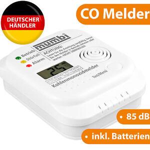 CO Melder Kohlenmonoxid Melder Gasmelder Warnmelder Kohlenmonoxidmelder Warner