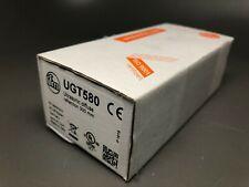 NEW IN BOX EFECTOR UGT580 ULTRASONIC DIFFUSED SENSOR