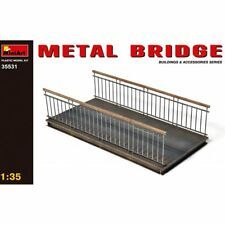 MINIART 35531 Metal Bridge DIORAMA 1/35 scale plastic model kit
