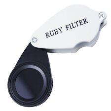 Ruby Filter Gem Emerald Identification Gemstone Red Pink Tester Tool Identifier