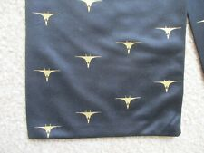 ORIGINAL AIR FORCE PILOT SCARF USAF 1 OSS OPERATIONS SUPPORT F-15 EAGLE ONLY   A
