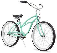 "26"" Beach Cruiser Bike Bicycle Firmstrong Urban Women3 spd Green"