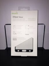 NEW Authentic Moshi iVisor Glass Screen Protector Samsung Galaxy Note 4-Black