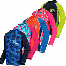 Regatta Hobey Kids UV Sun Protection Rash Vest