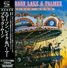 Black Moon by Emerson, Lake & Palmer (CD, Jun-2010, JVC Japan)
