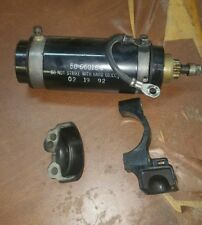 PARTING OUT 115 HP 4 CYL MERCURY: STARTER 50-66015-1