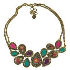 Desigual Damen Halskette Kette Collier Collar Kaitlin 72g9ed3/3001