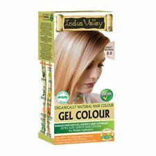 Indus Valley Herbal Gel Hair Colour Light Blonde 8.0 UK