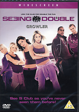 RACHEL STEVENS - SEEING DOUBLE FILM DVD- S CLUB 7 - MUSIC DANCE MOVIE