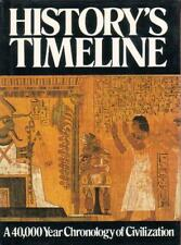 Historys Timeline Revised and Updated: a 40,000 Year Chronicle of Civilization