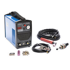 Plasmaschneider CUT 50 Inverter Plasmaschneidgerät HF-Zündung Plasma Cutter 14mm