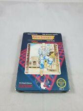 Gun.Smoke (Nintendo Entertainment System, 1988) No Manual No Refund Card W/ Box