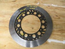 1984-2007 Yamaha FJ1100/FJ1200/VMAX right front brake disc/rotor