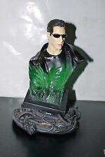 MATRIX NEO LIGHT UP VERSION MINI BUST GENTLE GIANT STATUE 1735/2000 BOXED