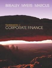 Fundamentals of Corporate Finance by Stewart C. Myers, Richard A. Brealey and...