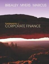Fundamentals of Corporate Finance by Stewart C. Myers, Richard A. Brealey and A…