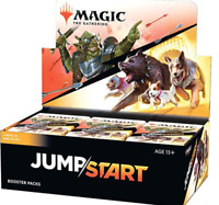 MAGIC: THE GATHERING JUMPSTART BOOSTER BOX FACTORY SEALED | MTG