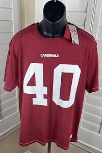 Mitchell & Ness Throwbacks Pat Tillman NFL Football Cardinals T-Shirt - Men's XL