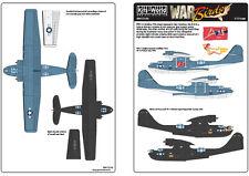 Kits-World 1/72 PBY-5 Catalina - 'Black Cats' # 72150