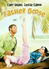 Father Goose DVD Cary Grant Leslie Caron 1965 as
