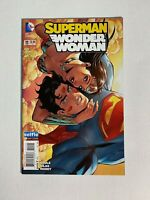 Superman Wonder Woman #11 Selfie Variant DC 2014