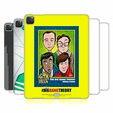 OFFICIAL THE BIG BANG THEORY GRAPHICS ARTS 2 GEL CASE FOR APPLE SAMSUNG KINDLE