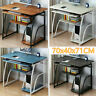 Computer Desk Study Office Storage PC Laptop Table Student Home Writing Table US