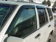 Tape-On Vent Visors for 1993 - 1998 Jeep Grand Cherokee