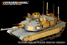 1/35 New Voyager PE35444 Modern US M1A2 TUSK2 Abrams Late Basic(For DRAGON 3536)