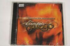 Revelacion Maranatha Fuego Music CD