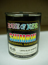 BC05 Lapis Blue Shimrin House of Kolor  Glamour Metallic Basecoat 1 Quart