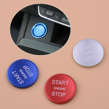 Engine Start Button Cover Trim Set For Land Rover Range Rover Sport 2015-2018