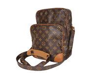 LOUIS VUITTON Amazon GM Monogram Canvas Crossbody Shoulder Bag LS3442