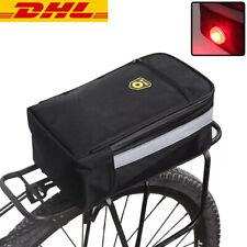 Fahrradtasche Satteltasche Gepäcktasche Packtaschen Wasserdicht Gepäckträger 6L