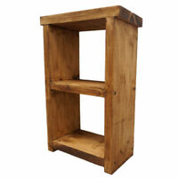 Small Sideboard With Shelf | Reclaimed Timber Style | Solid Wood Furniture