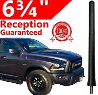 "31/"" Black Stainless AM FM Antenna Mast FITS 1994-2008 Mazda B3000"