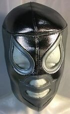 EL SANTO LUCHADOR/WRESTLER MASK! CLASSIC LUCHADOR! ICON GREAT! HANDMADE AWESOME!