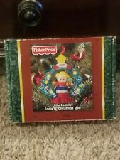 Fisher Price Little People Eddie's Christmas Tree
