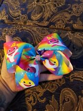Baby Shark Hairbow