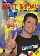 Best of Matt Sydal in IWA Volume 2 DVD, Evan Bourne WWE