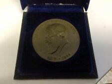 Bronze médaille 1961 SUP Raemdonck, Dr. J. H. van *1817, +1899.(0.32B.3)