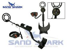 AMAZING UNDERWATER METAL DETECTOR WATER PROOF SAND SHARK PULSE INDUCTION