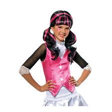Monster High Draculaura Child Costume Wig Rubies 52571