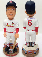 St Louis Cardinals STAN MUSIAL AUTOGRAPHED Cooperstown Collection Bobblehead NIB