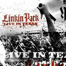 Linkin Park CD & DVD Set Live in Texas FREE SHIPPING