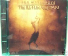 The Waterboys - Mike Scott - RETURN OF PAN Promo CD Single [1993] - Mint
