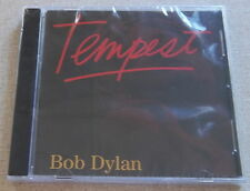BOB DYLAN Tempest SOUTH AFRICA 2012 CD Catalogue # CDCOL 7453 SEALED **SALE**