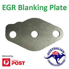 Great Wall EGR Blanking Plate V200 X200 2011 4cyl 2.0L Stainless Diesel